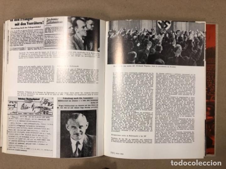 Libros de segunda mano: EL TERCER REICH (2 TOMOS) + LOS ÚLTIMOS CIEN DÍAS (LA TERMINACIÓN DE LA SEGUNDA GUERRA MUNDIAL). ED. - Foto 24 - 280558203