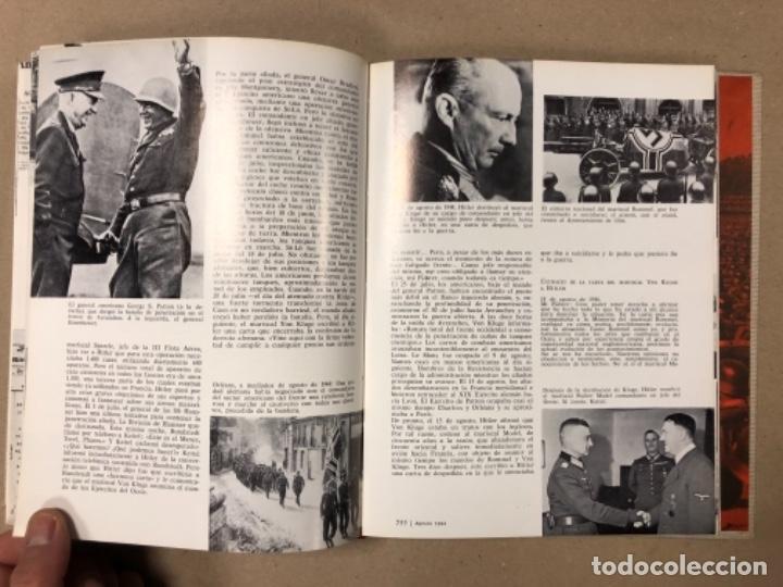 Libros de segunda mano: EL TERCER REICH (2 TOMOS) + LOS ÚLTIMOS CIEN DÍAS (LA TERMINACIÓN DE LA SEGUNDA GUERRA MUNDIAL). ED. - Foto 25 - 280558203