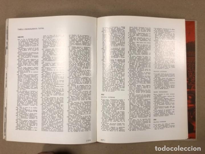 Libros de segunda mano: EL TERCER REICH (2 TOMOS) + LOS ÚLTIMOS CIEN DÍAS (LA TERMINACIÓN DE LA SEGUNDA GUERRA MUNDIAL). ED. - Foto 26 - 280558203