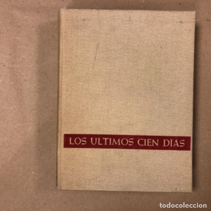 Libros de segunda mano: EL TERCER REICH (2 TOMOS) + LOS ÚLTIMOS CIEN DÍAS (LA TERMINACIÓN DE LA SEGUNDA GUERRA MUNDIAL). ED. - Foto 27 - 280558203