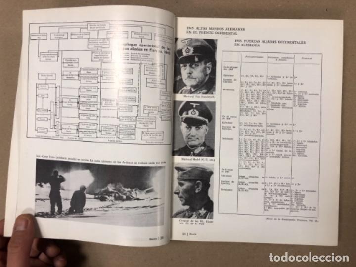 Libros de segunda mano: EL TERCER REICH (2 TOMOS) + LOS ÚLTIMOS CIEN DÍAS (LA TERMINACIÓN DE LA SEGUNDA GUERRA MUNDIAL). ED. - Foto 33 - 280558203