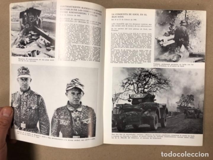 Libros de segunda mano: EL TERCER REICH (2 TOMOS) + LOS ÚLTIMOS CIEN DÍAS (LA TERMINACIÓN DE LA SEGUNDA GUERRA MUNDIAL). ED. - Foto 35 - 280558203