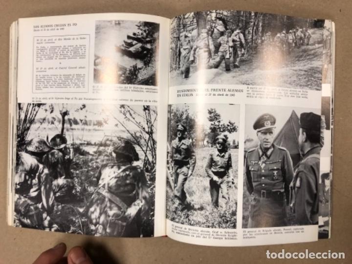 Libros de segunda mano: EL TERCER REICH (2 TOMOS) + LOS ÚLTIMOS CIEN DÍAS (LA TERMINACIÓN DE LA SEGUNDA GUERRA MUNDIAL). ED. - Foto 36 - 280558203