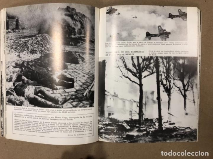 Libros de segunda mano: EL TERCER REICH (2 TOMOS) + LOS ÚLTIMOS CIEN DÍAS (LA TERMINACIÓN DE LA SEGUNDA GUERRA MUNDIAL). ED. - Foto 38 - 280558203