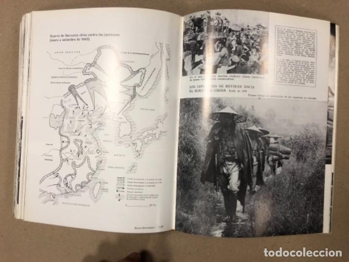 Libros de segunda mano: EL TERCER REICH (2 TOMOS) + LOS ÚLTIMOS CIEN DÍAS (LA TERMINACIÓN DE LA SEGUNDA GUERRA MUNDIAL). ED. - Foto 39 - 280558203