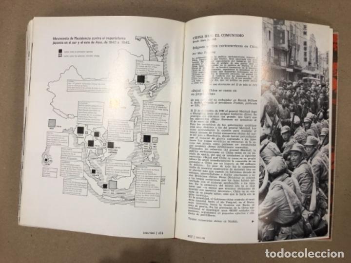 Libros de segunda mano: EL TERCER REICH (2 TOMOS) + LOS ÚLTIMOS CIEN DÍAS (LA TERMINACIÓN DE LA SEGUNDA GUERRA MUNDIAL). ED. - Foto 40 - 280558203