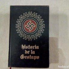 Libros de segunda mano: HISTORIA DE LA GESTAPO - BERNARD MICHAL - EDI.FERNI GENEVE - TOMO III. Lote 164970242