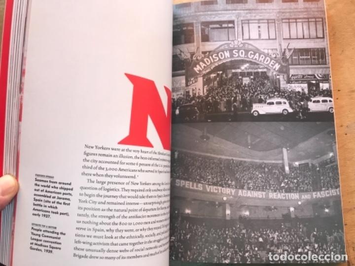 Libros de segunda mano: FACING FASCISM NEW YORK & THE SPANISH CIVIL WAR. P. N. CARROLL & J. D. FERNÁNDEZ. - Foto 3 - 165311694