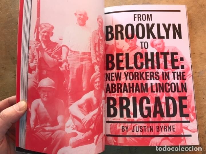 Libros de segunda mano: FACING FASCISM NEW YORK & THE SPANISH CIVIL WAR. P. N. CARROLL & J. D. FERNÁNDEZ. - Foto 4 - 165311694