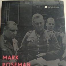Libros de segunda mano: LA VIL.LA, EL LLAC, LA REUNIÓ - MARK ROSEMAN - 2002. Lote 200522898