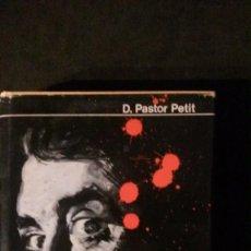 Libros de segunda mano: HISTORIA DEL ESPIONAJE-DOMINGO PASTOR PETIT-(PRIMERA EDICIÓN-1967)-AYMÁ. Lote 168364080