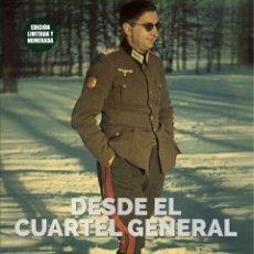 Libros de segunda mano: DIVISIÓN AZUL. DESDE EL CUARTEL GENERAL. LUIS ZANON ALDALUR. JAIME HOMAR SERVERA.. Lote 191719978