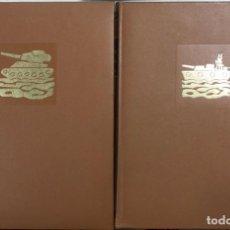 Libros de segunda mano: LA SEGUNDA GUERRA MUNDIAL. TOMOS I Y II. RAYMOND CARTIER. EDITORIAL PLANETA. BARCELONA, 1966.. Lote 168568032