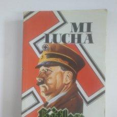 Libros de segunda mano: MI LUCHA. MEIN KAMPF. - HITLER, ADOLF. TDK390. Lote 170201984