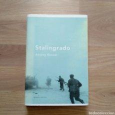 Libros de segunda mano: STALINGRADO. ANTONY BEEVOR.. Lote 170347414