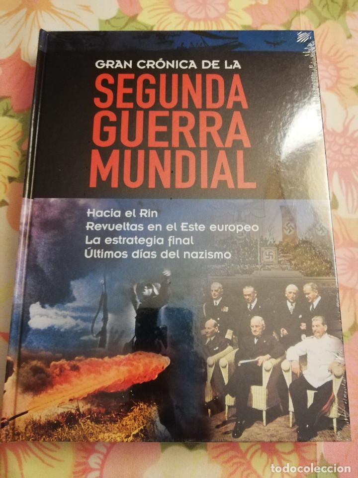 GRAN CRÓNICA DE LA SEGUNDA GUERRA MUNDIAL (HACIA EL RIN / REVUELTAS EN EL ESTE EUROPEO / ...) VOL 9 (Libros de Segunda Mano - Historia - Segunda Guerra Mundial)