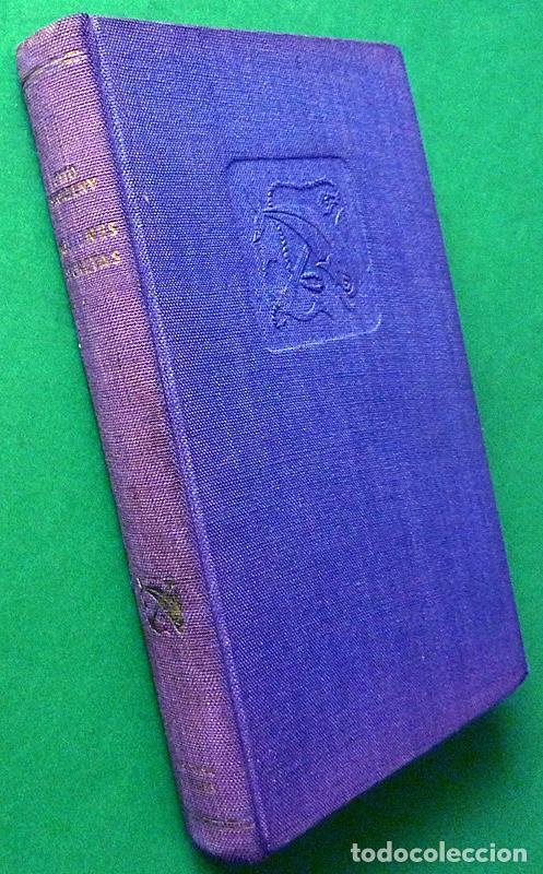 MISIONES SECRETAS - OTTO SKORZENY - DEDICATORIA PERSONALIZADA Y FIRMA DEL AUTOR - DESTINO - 1950 (Libros de Segunda Mano - Historia - Segunda Guerra Mundial)