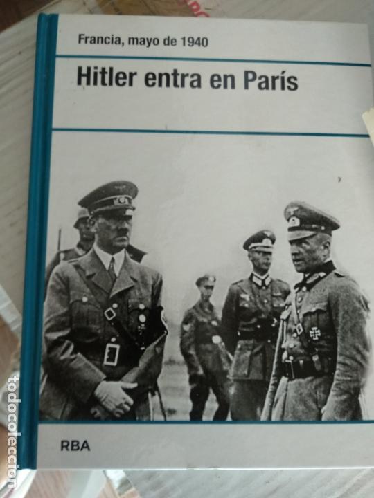 HITLER ENTRA EN PARÍS SHEPPERD, ALAN EDITORIAL: RBA (2007) OSPREY (Libros de Segunda Mano - Historia - Segunda Guerra Mundial)
