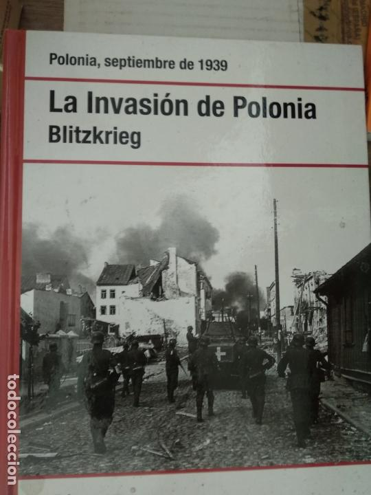 LA INVASIÓN DE POLONIA: BLITZKRIEG - STEVEN J. ZALOGA CON ILUSTRACIONES DE HOWARD GERRARD (Libros de Segunda Mano - Historia - Segunda Guerra Mundial)