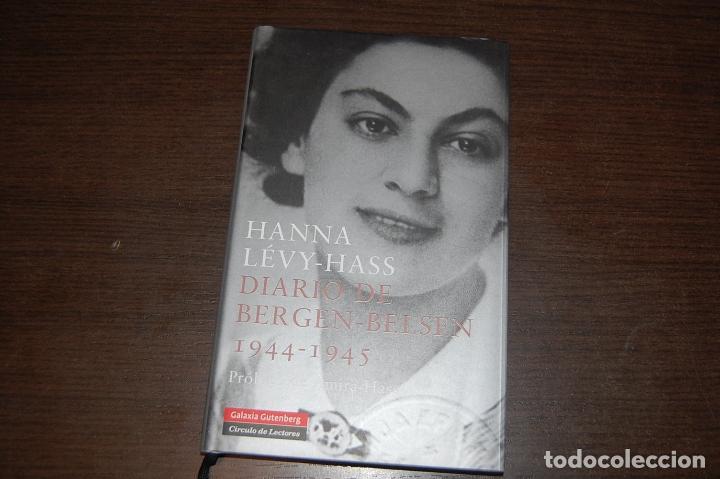 DIARIO DE BERGEN-BELSEN (1944-1945). HANNA LÉVY-HASS. GALAXIA GUTENBERG (Libros de Segunda Mano - Historia - Segunda Guerra Mundial)