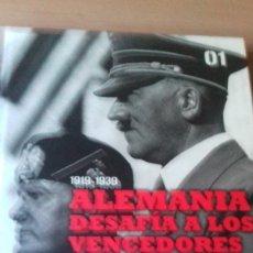 Libros de segunda mano: LIBRO SOBRE EL COMIENZO DE LA IIª GUERRA MUNDIAL. Lote 172721632