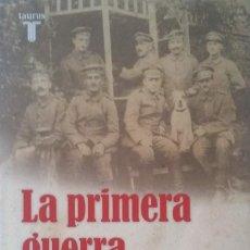 Libros de segunda mano: LA PRIMERA GUERRA DE HITLER. Lote 173550032