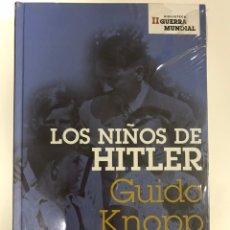 Libros de segunda mano: LOS NIÑOS DE HITLER. GUIDO KNOPP. Lote 173595934