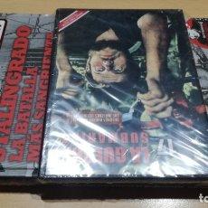 Libros de segunda mano: STALINGRADO LA BATALLA MAS SANGRIENTA - 1942-1943 -N 17/ NUEVO PRECINTADO CON DVD. Lote 173959935