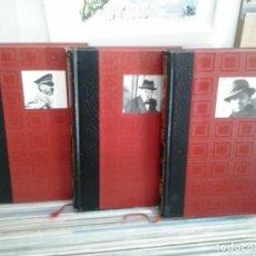 Libros de segunda mano: LMV - LOS GRANDES ENIGMAS DE LA SEGUNDA GUERRA MUNDIAL, 3 TOMOS. Lote 174142515