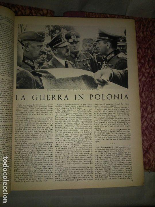Libros de segunda mano: CRONACHE DELLA GUERRA - REVISTAS ORIGINALES II GUERRA MUNDIAL 1939-1943. - Foto 5 - 174522113