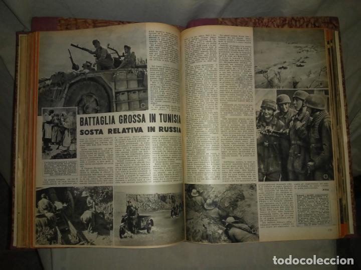 Libros de segunda mano: CRONACHE DELLA GUERRA - REVISTAS ORIGINALES II GUERRA MUNDIAL 1939-1943. - Foto 18 - 174522113