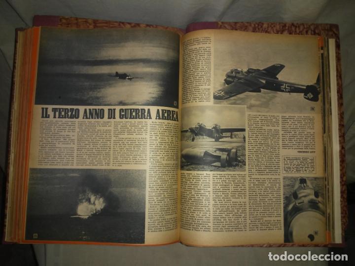 Libros de segunda mano: CRONACHE DELLA GUERRA - REVISTAS ORIGINALES II GUERRA MUNDIAL 1939-1943. - Foto 19 - 174522113