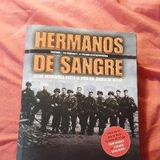 Libros de segunda mano: HERMANOS DE SANGRE, DE STEPHEN AMBROSE. UNICO EN TC. SALVAT, 2002.. Lote 175276888