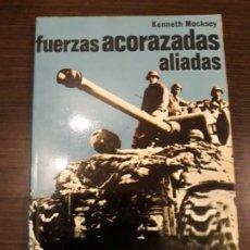 Libros de segunda mano: EDITORIAL SAN MARTÍN, FUERZAS ACORAZADAS ALIADAS. Lote 176457198