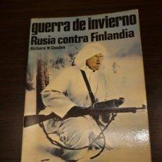 Libros de segunda mano: EDITORIAL SAN MARTÍN, GUERRA DE INVIERNO. Lote 220405453