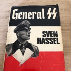 Libros de segunda mano: GÉNÉRAL SS. Lote 177463590