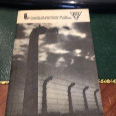 Libros de segunda mano: LIBRO GUÍA DEL MUSEO AUSCHWITZ. Lote 177647717