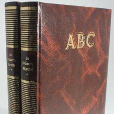 Libros de segunda mano: ABC - LA II GUERRA MUNDIAL 50 AÑOS DESPUÉS. Lote 178802205