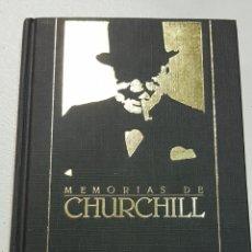 Libros de segunda mano: MEMORIAS CHURCHILL - SEGUNDA GUERRA MUNDIAL - TDK126. Lote 178910353