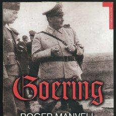 Libros de segunda mano: ROGER MANVELL Y HEINRICH FRAENKEL: BOERING. . Lote 178997581