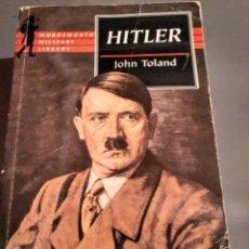 Libros de segunda mano: HITLER. Lote 179103746