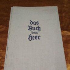 Libros de segunda mano: DAS BUCH VOM HEER. Lote 179189558