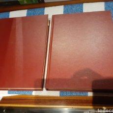 Libros de segunda mano: ABC SEGUNDA GUERRA MUNDIAL - 50 AÑOS DESPUES - 2 VOLUMENES. 102 EDICIONES FASCIULOS. Lote 179339511