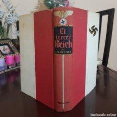 Libros de segunda mano: EL TERCER REICH - PLAZA JANES - H.S. HEGNER. Lote 179339747