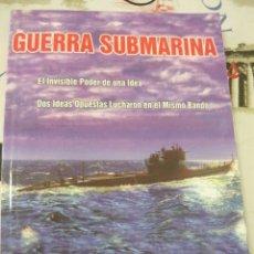 Libros de segunda mano: GUERRA SUBMARINA. SALVADOR BORREGO. Lote 180012446