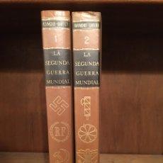 Libros de segunda mano: LA SEGUNDA GUERRA MUNDIAL. Lote 180108101