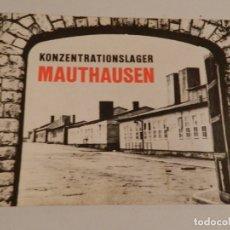 Libros de segunda mano: HANS MARSALEK - KONZENTRATIONSLAGER MAUTHAUSEN. Lote 180131357
