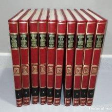 Libros de segunda mano: ENCICLOPEDIA HISTORIA DE LA SEGUNDA GUERRA MUNDIAL - COMPLETA 10 TOMOS - SALVAT - BE. Lote 182154213