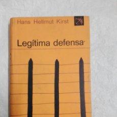 Libros de segunda mano: LEGITIMA DEFENSA........1969. Lote 183523207
