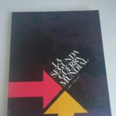 Libros de segunda mano: SEGUNDA GUERRA MUNDIAL EN 12 TOMOS. Lote 184166728